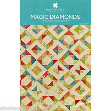 Quilt Pattern ~ MAGIC DIAMONDS ~ by Missouri Star Quilt Co.