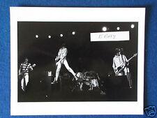 """Original Press Photo - 10""""x8"""" - Barracudas - 1980's"""