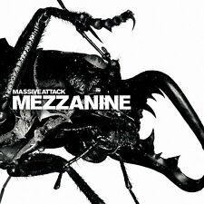 MASSIVE ATTACK - MEZZANINE (V40 LIMITED EDITION) 2 VINYL LP  11 TRACKS  NEW+