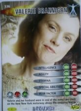 DR WHO INVADER CARD 536 VALERIE BRANNIGAN - MINT !!