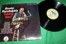 1965-BOOTS RANDOLPH'S-YAKETY SAX!-MONUMENT RECORDS-SLP 18002 STEREO