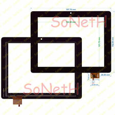 "Vetro Touch screen Digitizer 8,0"" Mediacom SmartPad S2 85S23G M-MP85S23G Nero"