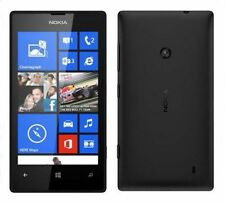 New Original Unlocked Nokia Lumia 520 8GB Smartphone Windows Phone 8 5MP Black