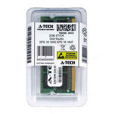 2GB SODIMM Dell Studio XPS 16 1645 1647 Core i5 Core i7 PC3-8500 Ram Memory