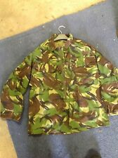 army combat jacket and trousers woodland lightweight