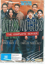 Freaks and Geeks: The Complete Series ( 6 Disc Set ) Region 4