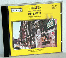 CD GERSHWIN - Porgy and Bess / BERNSTEIN - West Side Story