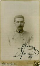 FRANZ FERDINAND Signed Photograph - Archduke of Austria (Assassinated - WW1)