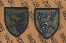 US Army 108th Armored Cavalry Regiment ACR OD Green & Black 2.50 inch patch m/e