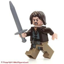 LEGO The Lord of The Rings MiniFigure - Aragorn (From Set 9472)