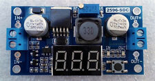 LM2596 DC Step down Power Module with LED Voltmeter Adjustable For Arduino US