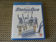 Blu 2: Status Quo : Hello Quo : Access All Areas : Specoal 2 Disc Edition Sealed