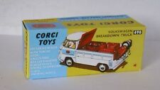 Repro Box Corgi Nr.490 VW Breakdown Truck