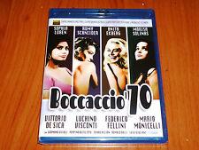 BOCCACCIO 70 / BOCCACCIO´70 - Blu-ray disc - Precintada
