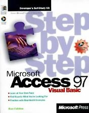 Microsoft Access 97 Visual Basic Step by Step (Step by Step (Microsoft)) by Call