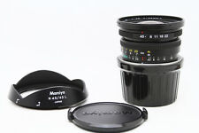 Mamiya N 43mm f/4.5 L Medium Format Manual Focus Lens for Mamiya 7 7II