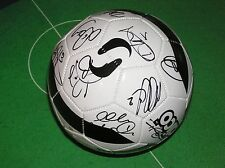 Hull City AFC 2016/17 Season Squad Signed Ball 20 Autographs!