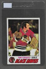 *** 1977-78 OPC Tony Esposito #170 (EX++)  Nice old Hockey Card *** P2160