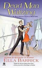 Dead Man Waltzing: A Ballroom Dance Mystery-ExLibrary