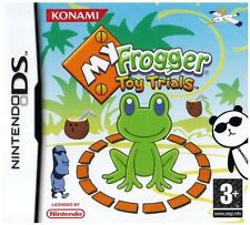 My Frogger Toy Trials (Nintendo DS) Nintendo NDS DS Lite DSi XL Brand New