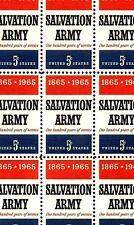 1965 - SALVATION ARMY - #1267 Full Mint -MNH- Sheet of 50 Stamps