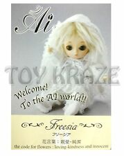 JUN PLANNING AI BALL JOINTED DOLL FREESIA Q-701 FASHION PULLIP GROOVE INC NEW