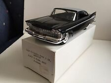 1959 Plymouth Fury Promo Factory Assembled Model