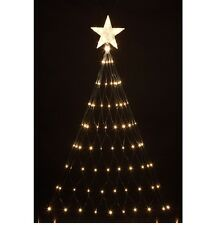 New Elegant 160 LED Tree Net Christmas Light with Star