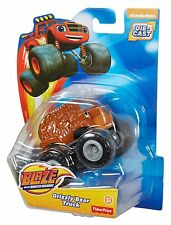 Blaze Monster Machines Diecast Vehículo and the-Grizzly Bear Truck * Nuevo *