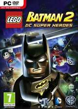 Lego Batman 2 DC Super Heroes - PC DVD - Brand new and factory sealed