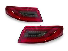 DEPO 997 OEM LOOK 1998-2004 PORSCHE 911 996 CARRERA LED RED/SMOKE TAIL LIGHT
