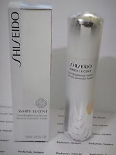 Shiseido White Lucent Total Brightening Serum  1.6 oz 50 ML New Version Sealed