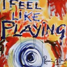 Ronnie Wood I feel like playing CD NUOVO