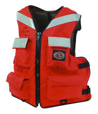 STEARNS I465ORG-06-000F LIFE JACKET - Versatile All Day Comfort Life Vest (2XL)
