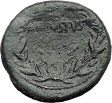 AUGUSTUS 25BC Asian mint possibly Ephesus Authentic Ancient Roman Coin i55540