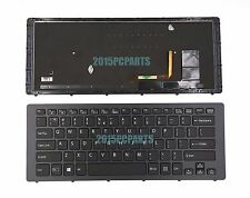 New for Sony Vaio Fit 15A multi-flip PC SVF15N Keyboard US Backlit 149264921US