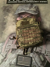 Caltek International Military A-TACS Camo Back Pack loose 1/6th scale