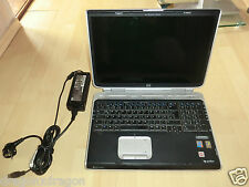 HP Pavilion zd8000 Notebook, ohne HDD, DEFEKT? fährt normal hoch, ungetestet
