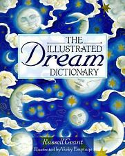 The Illustrated Dream Dictionary by Russell Grant 1996 Vicky Emptage