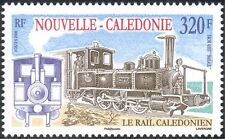 New Caledonia 2006 Trains/Railway/Rail/Steam Locomotive/Transport 1v (n31702)