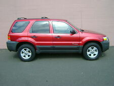 2006 Ford Escape Hybrid Sport Utility 4-Door