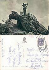 NUORO - MONTE ORTOBENE - MONUMENTO AL REDENTORE           (rif.fg.6660)