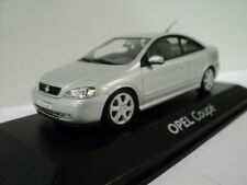 Vauxhall Opel ASTRA G COUPE  Model Car 1/43 made by Minichamps NOS Boxed