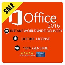 Microsoft Office Professional Plus 2016 MS Office PRO product key per email
