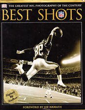 Best Shots Greatest NFL Photography of  Century H/C STEVE GROGAN SIGNED PATRIOTS