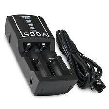 Efest Authentic SODA IMR Dual Battery Charger Luc IMR 18650 18500 18350 14500