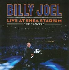 BILLY JOEL Live At Shea Stadium The Concert 2CD/DVD BRAND NEW PAL Region 0