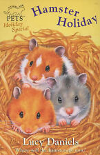 Hamster Holiday (Animal Ark Pets Christmas) Lucy Daniels Very Good Book