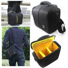 Waterproof Sling Camera Case Shoulder Bag Backpack For Nikon D3200 D3100Rain