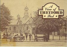 D OSBORNE A VIEW OF THETFORD PAST FIRST EDITION PAPERPACK 1984